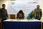Lindungi Jemaah Umrah, Kemenag dan KAN/BSN tandatangani Kerjasama