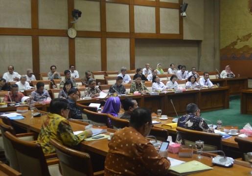 BSN Hadiri Rapat Dengar Pendapat (RDP) Dengan Komisi VI DPR RI