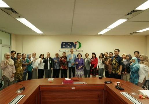 Rekomendasi bagi Indonesia untuk Menjadi Anggota  ISO/TC 323 Circular Economy