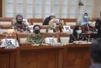 Komisi VI DPR RI menerima pagu indikatif anggaran BSN Tahun 2021