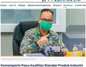Kemenperin Pacu Kualitas Standar Produk Industri