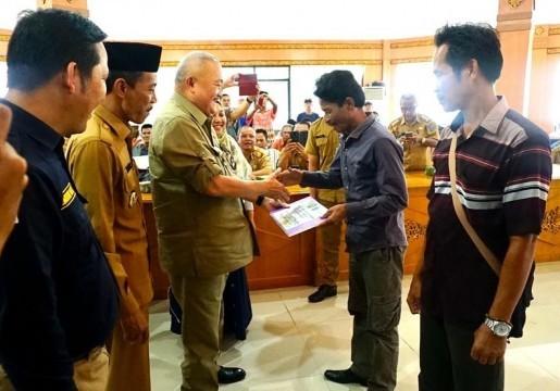 1185 Nelayan Sumsel Terima Paket Konversi BBG BerSNI Binaan BSN