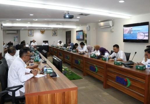 Entry Meeting Pemeriksaan BPK RI Atas Laporan Keuangan BSN Tahun Anggaran 2017