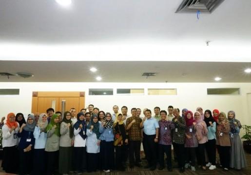 Capacity Building Codex Indonesia : Mendukung Partisipasi Peran Standar Codex Indonesia dalam Perdagangan Pangan Internasional