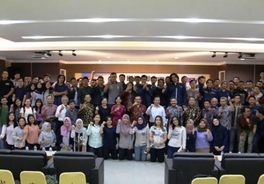 Antusias Civitas Akademika Dalam Kuliah Umum Standardisasi dan Penilaian Kesesuaian di Univeristas Trisakti