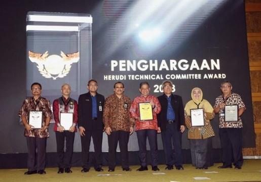 Tingkatkan Kualitas SNI, BSN beri Penghargaan Kepada Komite Teknis Terbaik