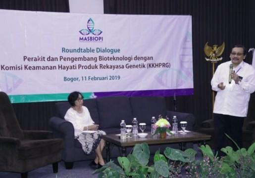 Perkuat Pengawasan Bioteknologi, KKHPRG Terapkan SNI ISO Manajemen Risiko