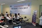 Tingkatkan Layanan, UPT Diagnostik Kesehatan Hewan (DKH) Samakan Visi                       SNI ISO/IEC 17025:2017