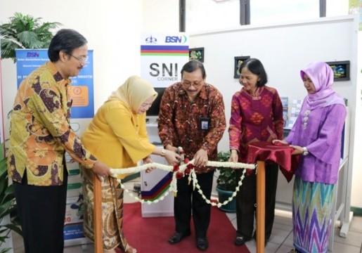 SNI Corner Hadir di Fakultas Teknologi Industri, Universitas Trisakti