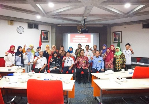 Seminar dan Knowledge Sharing Forum Perpusdokinfo LPNK Kemenristekdikti