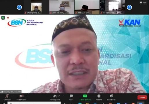 Cegah Penyuapan, BSN dan Pemprov Jatim Dorong BUMD Terapkan SNI ISO 37001