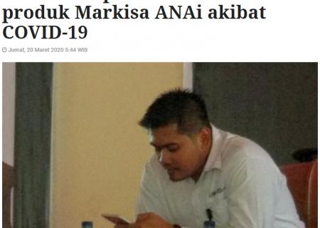BSN tunda pemberian label SNI produk Markisa ANAi akibat COVID-19