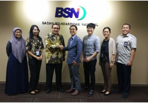 BSN Terima Audiensi Aerosol Research & Technology Plus Korea