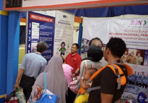 BSN Dorong Penerapan Produk Ber-SNI