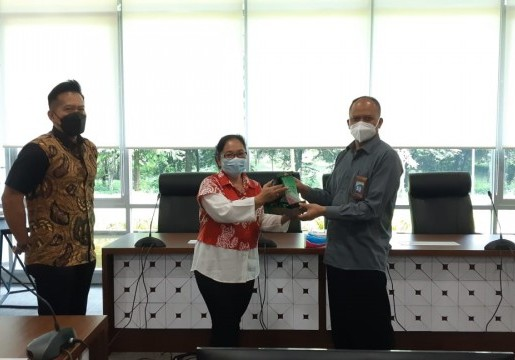 Tingkatkan Potensi Industri Unggulan, BSN Jajaki Kerja Sama dengan Pemerintah Kota Samarinda