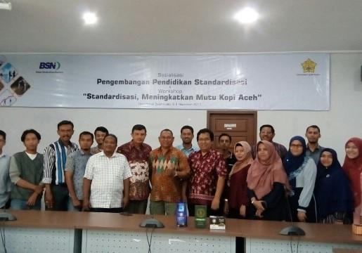 Standardisasi Meningkatkan Mutu Kopi Aceh
