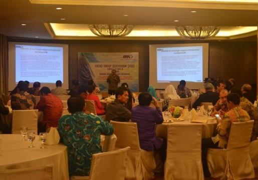 Komisi VI DPR RI Dukung BSN Dalam Perumusan Standar yang Pro Kepentingan Nasional