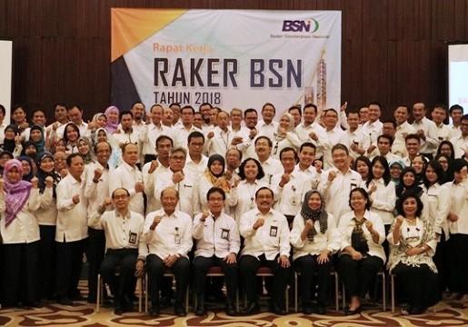 Rapat Kerja Badan Standardisasi Nasional
