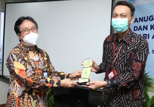 Anugerah Jurnalistik BSN 2021, Ajang Penghargaan Karya Jurnalistik Bidang SPK