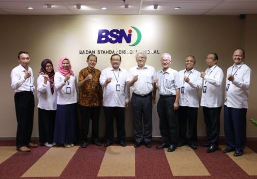FBIA Ajak BSN dan IPB Bahas Teknologi Fine Bubble