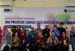 BSN Ajak UMKM Sulsel Buat Olahan Pangan yang Aman
