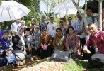 Berziarah dan Napak Tilas Warisan Keteladanan Pendiri BSN