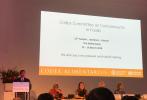Prof. Purwiyatno Hariyadi memberikan sambutan pada pembukaan sidang ke-12 CCCF