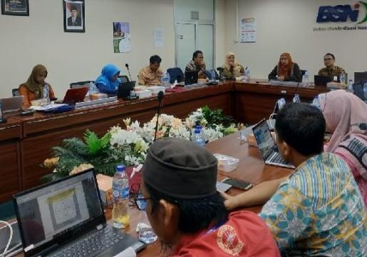 Dukung Kesehatan dan Keselamatan Kerja, BSN Siapkan Infrastruktur Pendukung