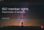 ISO Asia Pasifik Promosikan Pentingnya Hak Cipta Publikasi Dokumen Standar