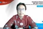 Terapkan Sistem Manajemen Anti Penyuapan, BSN Gelar Sosialisasi ke Stakeholder