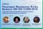 BSN Dorong UMP Terapkan SNI Sistem Manajemen untuk Organisasi Pendidikan