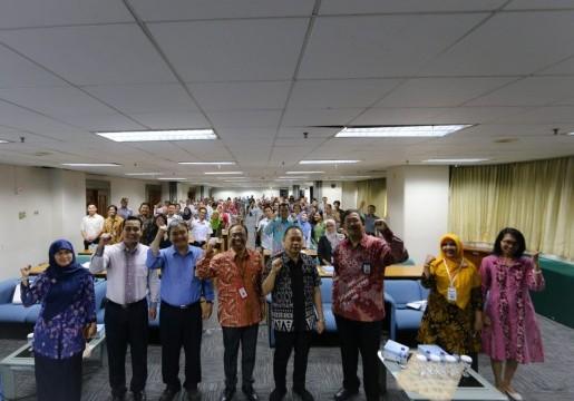 Sosialisasi Evaluasi Kinerja Komite Teknis Perumusan SNI 2019