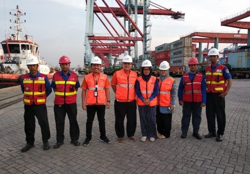PT. Pelabuhan Indonesia II (Persero) Melaju ke Tahap On Site Evaluation SNI Award 2019