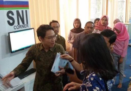 Badan Pengusahaan Batam Kunjungi KLT BSN Palembang