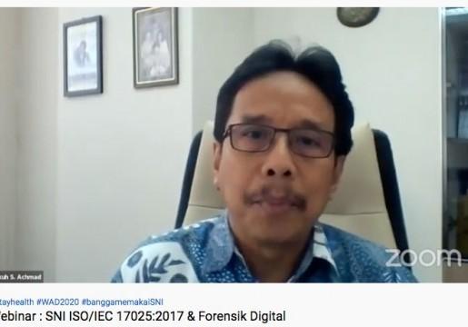 Pentingnya Forensik Digital Sesuai SNI ISO/IEC 17025:2017