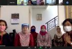 Serah Terima Kepengurusan Dharma Wanita Persatuan BSN