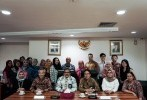 BSN menerima kunjungan American Chamber of Commerce in Indonesia