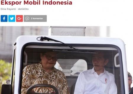 Menperin Terusik, Vietnam Ganggu Ekspor Mobil Indonesia