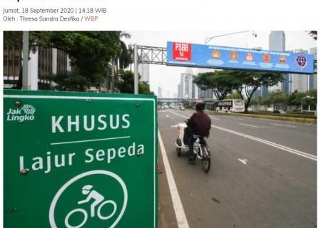 Aturan Keselamatan Pesepeda, Kemhub Wajibkan Sepeda Sesuai SNI