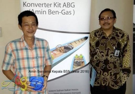 Inovasi Konverter Kit BBG BerSNI Segera Sentuh Petani