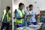 Tigaraksa Satria Apresiasi Publikasi BSN tentang Role Model Penerap SNI