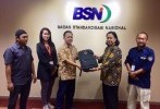 Tim Relawan BSN Kembali Salurkan Bantuan Untuk Korban Tsunami