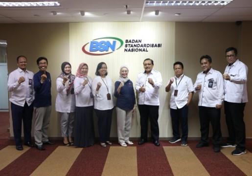 PT Pos Jajaki Kembali Kerja Sama dengan BSN