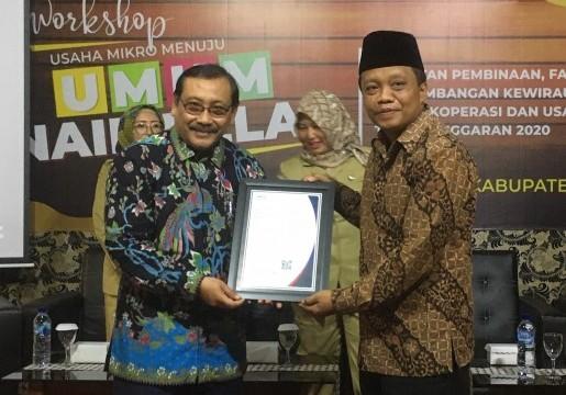 Pertama di Indonesia, Kampung Coklat Blitar Raih SPPT SNI Cokelat dan Produk Cokelat