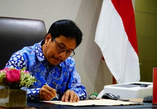 Perjanjian Kerjasama Pemanfaatan Informasi Produk Baja Antara BSN dan IISIA