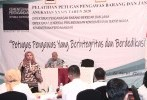 BSN Mendukung Perlindungan Konsumen Melalui Pelatihan Petugas Pengawas Barang dan Jasa
