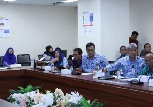 BSN Siap Tingkatkan Integritas Organisasi