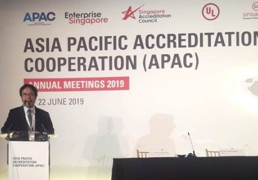 Deputi BSN Terpilih Sebagai Anggota Komite Eksekutif APAC