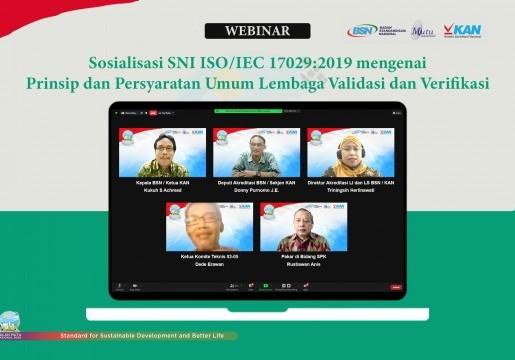 SNI ISO/IEC 17029:2019 untuk Validasi dan Verifikasi