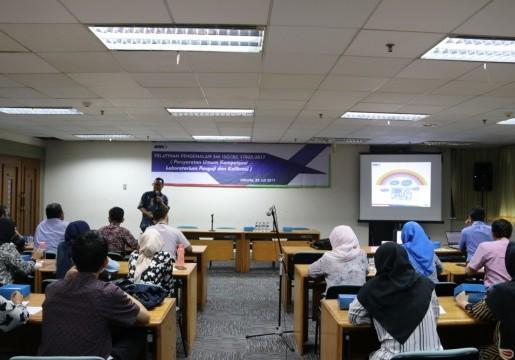 Tingkatkan Kompetensi Pegawai, BSN Gelar Pelatihan Pengenalan SNI ISO/IEC 17025:2017